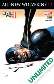All-New Wolverine (2015-2018) #11