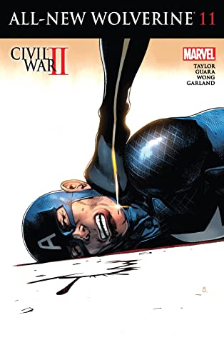 All-New Wolverine (2015-) #11