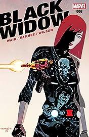 Black Widow (2016-2017) #6