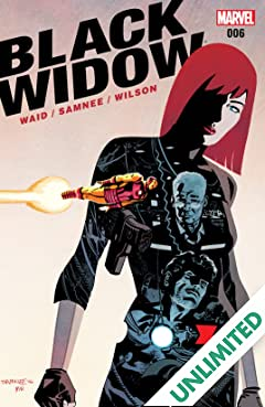 Black Widow (2016-2017) #6