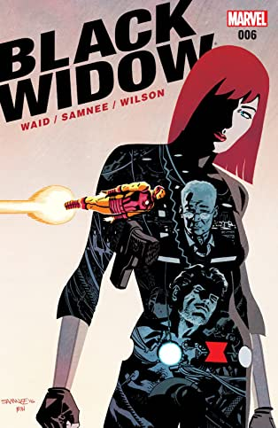 Black Widow (2016-) #6