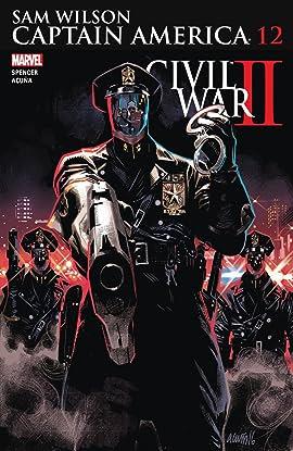 Captain America: Sam Wilson (2015-2017) #12