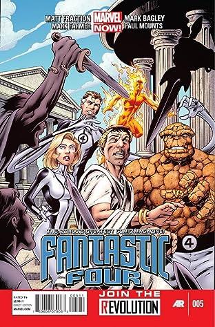 Fantastic Four (2012-2014) #5