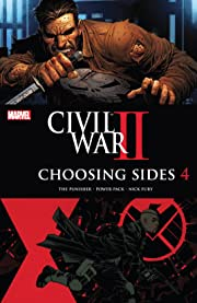 Civil War II: Choosing Sides (2016) #4 (of 6)