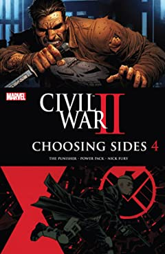 Civil War II: Choosing Sides (2016) No.4 (sur 6)