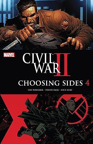 Civil War II: Choosing Sides (2016) #4 (of 6)