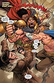 Civil War II: Gods of War (2016) #3 (of 4)