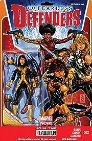 Fearless Defenders #2