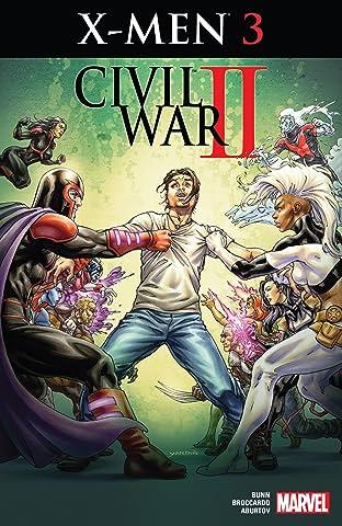 Civil War II: X-Men (2016) #3 (of 4)