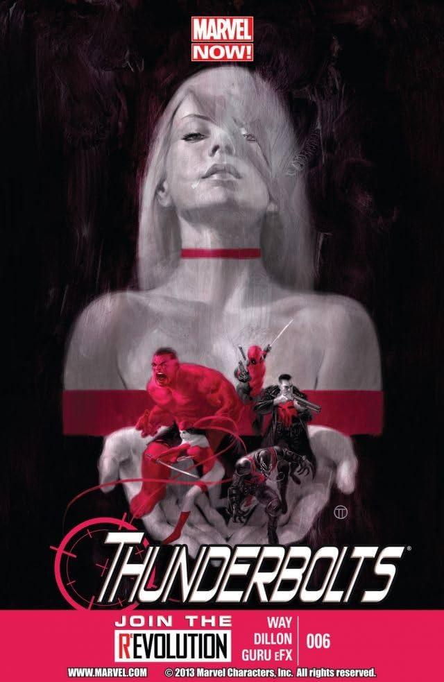 Thunderbolts (2012-2014) #6