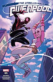 Gwenpool, The Unbelievable (2016-2018) #5
