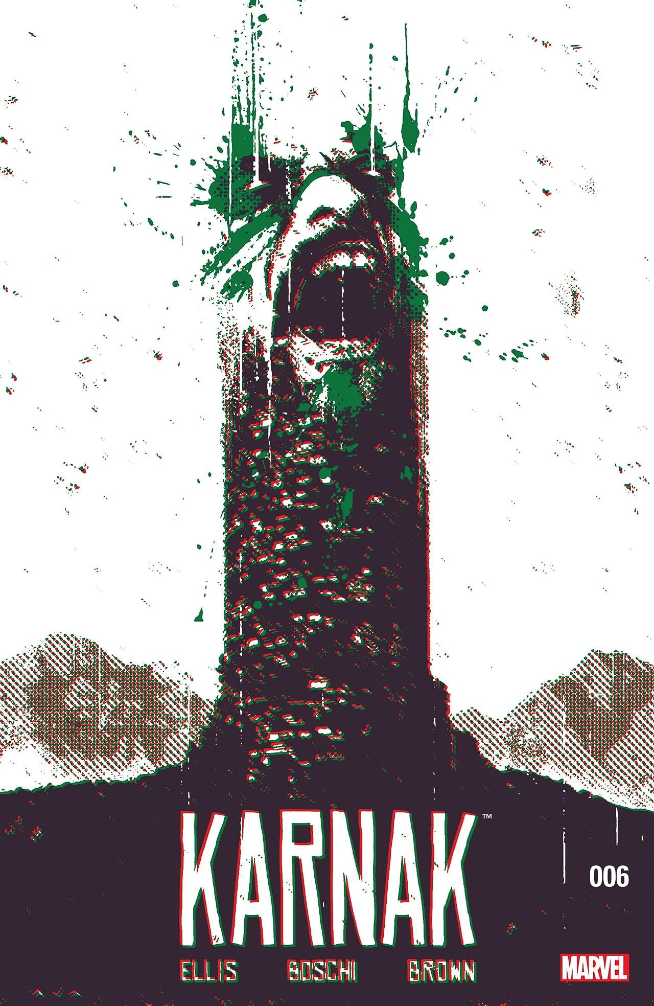Karnak (2015-2017) #6