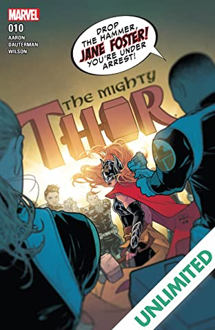 The Mighty Thor (2015-) #10