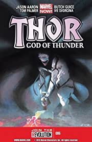 Thor: God of Thunder #6