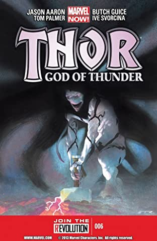 Thor: God of Thunder No.6