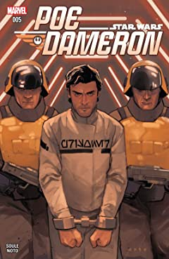 Star Wars: Poe Dameron (2016-2018) #5