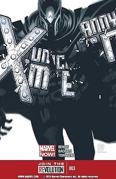 Uncanny X-Men (2013-2015) No.3