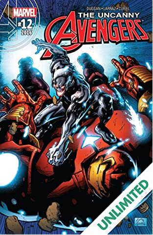 Uncanny Avengers (2015-) #12