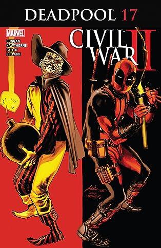 Deadpool (2015-2017) #17