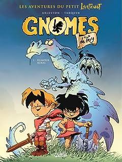 Gnomes de Troy Tome 1: Humour rural