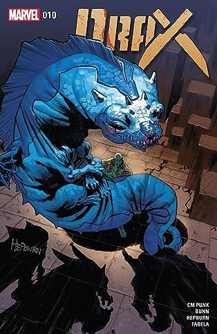Drax (2015-) #10