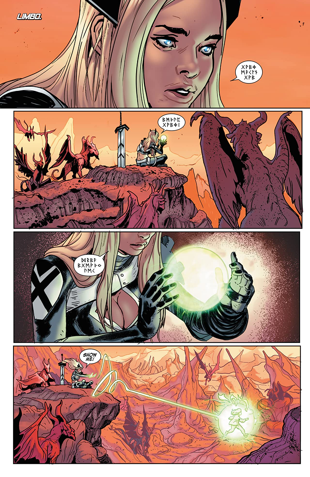 Extraordinary X-Men (2015-2017) #13