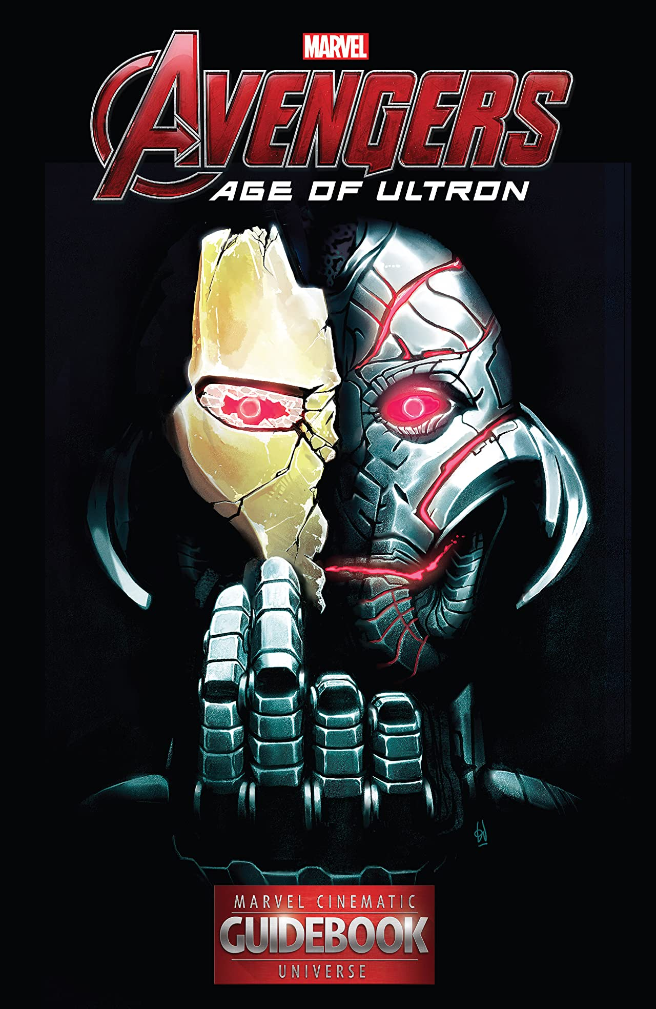 Guidebook to the Marvel Cinematic Universe - Marvel's Avengers: Age Of Ultron #1