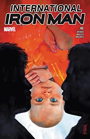 International Iron Man (2016-) #6