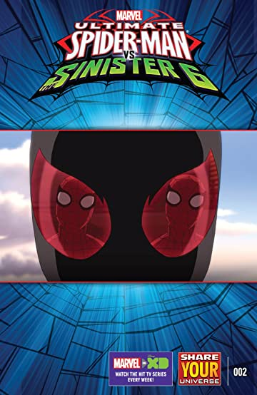Marvel Universe Ultimate Spider-Man vs. The Sinister Six (2016-2017) #2