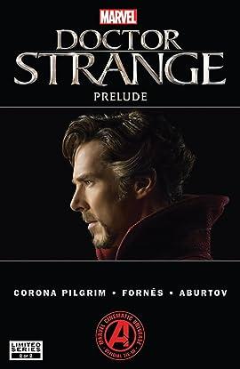 Marvel's Doctor Strange Prelude (2016) #2 (of 2)