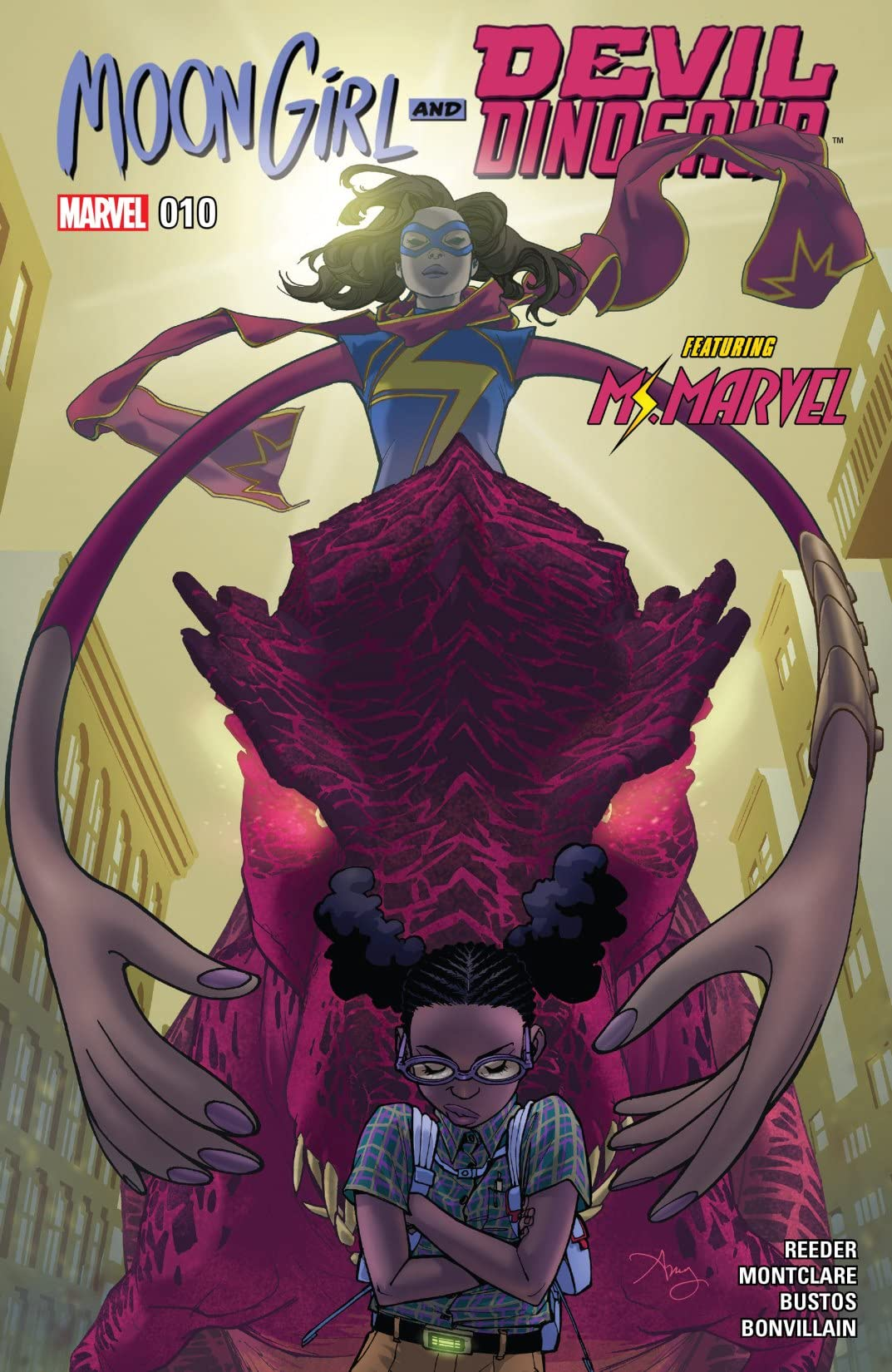 Moon Girl and Devil Dinosaur (2015-2019) #10