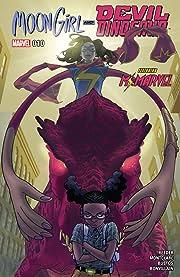 Moon Girl and Devil Dinosaur (2015-) #10