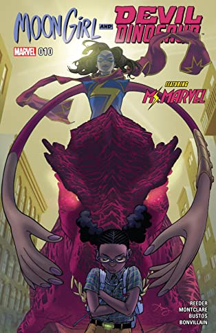 Moon Girl and Devil Dinosaur (2015-) #10