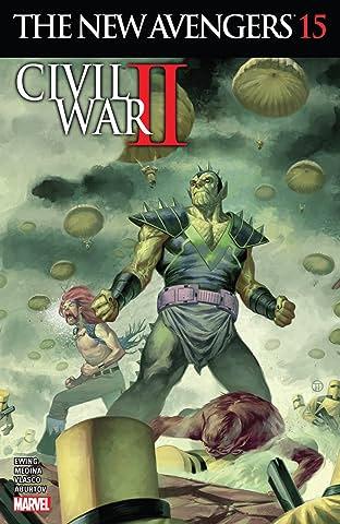 New Avengers (2015-2016) #15