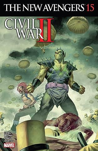 New Avengers (2015-) #15