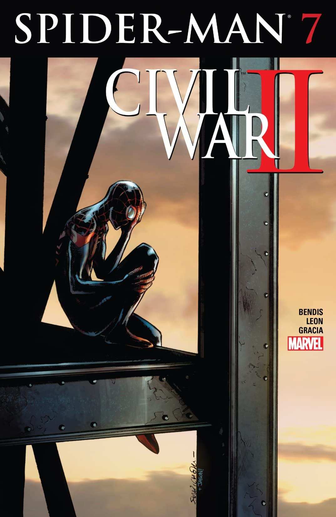 Spider-Man (2016-) #7