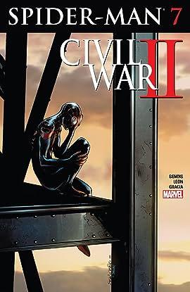 Spider-Man (2016-2018) No.7