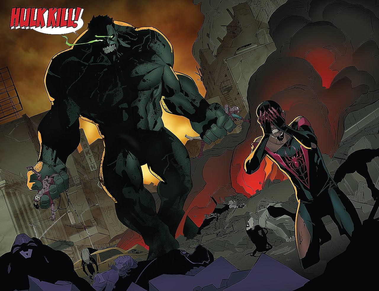 Spider-Man (2016-2018) #7