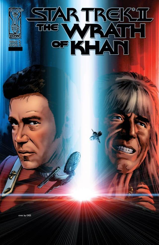 Star Trek II: The Wrath of Khan #2