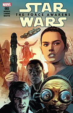 Star Wars: The Force Awakens Adaptation #3 (of 6)
