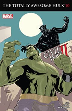 The Totally Awesome Hulk (2015-2017) #10