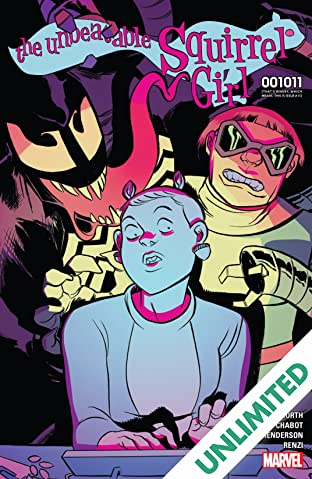 The Unbeatable Squirrel Girl (2015-) #11