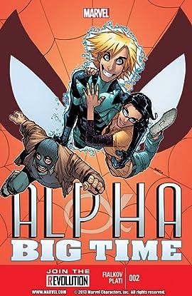 Alpha: Big Time #2 (of 5)