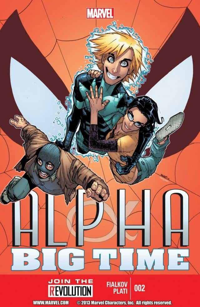 Alpha: Big Time #2 (of 5)