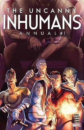 Uncanny Inhumans (2015-2017) Annual #1