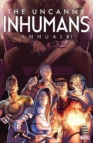 Uncanny Inhumans (2015-) Annual #1