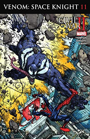 Venom: Space Knight (2015-) #11