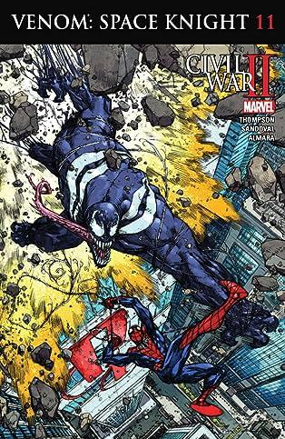Venom: Space Knight (2015-) #11