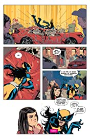 All-New Wolverine (2015-) Annual #1