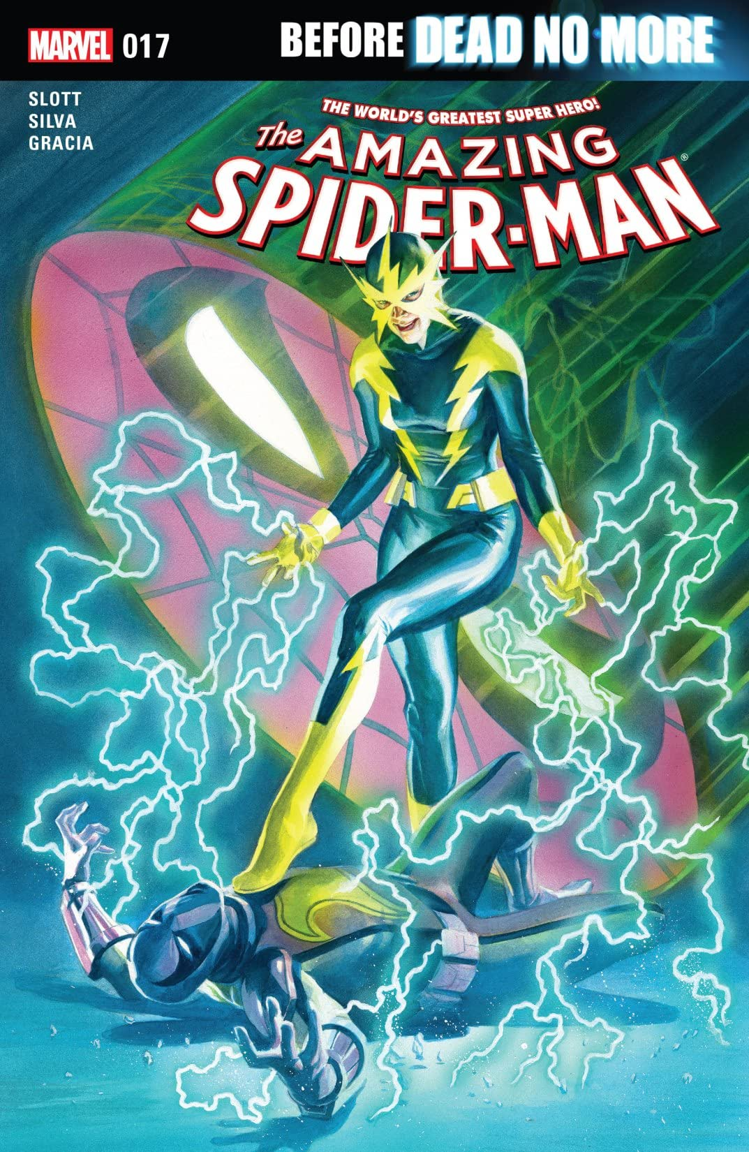 Amazing Spider-Man (2015-) #17
